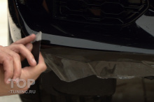 104053 Оклейка пленкой BMW X6