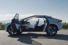 Согласно отчету японского издания Spyder7, новинкой может быть производственная версия e-Evolution Concept 2017 года, изображенная ниже.