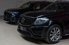 104090 Обвес для Mercedes-Benz GL X166