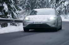 В течение прошлого года Sony и его партнеры по проекту, а именно Magna Steyr - та же компания, которая производит Mercedes-Benz G-Class и Toyota GR Supra - усердно работали над концепцией. В девятиминутном видео, выпущенном компанией, Фрэнк Штайн, пр
