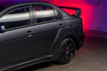 Расширители задних крыльев - Тюнинг Лансер 10 - Обвес GT400  (профессиональная подгонка)