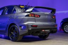 Диффузор заднего бампера - Тюнинг Лансер 10 - Обвес GT400  (профессиональная подгонка)