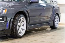 104142 Установка обвеса Accolade GT400 на Lancer X