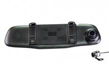Обзор регистратор SilverStone F1 NTK-351 Duo (монтаж)