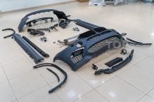 Тюнинг БМВ Х5 - обвес X5M f85 с выхлопной системой