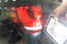 Косметический ремонт кузова БМВ Х5. Полировка царапин, керамика, подготовка