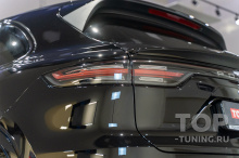 Комплексный детейлинг для Porsche Cayenne E3