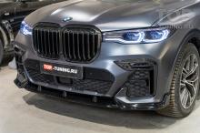 Элерон переднего бампера - Обвес GT Pro для БМВ Х7