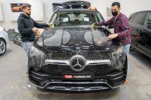 104204 Защита зоны риска Mercedes GLE V167
