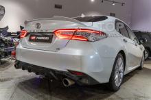 Тюнинг Тойота Камри 70 - Лип спойлер GT на крышку багажника