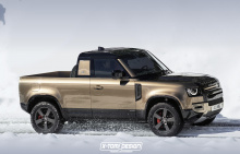Возможно, это не является подтверждением, но он не исключил такой возможности, что означает, что это самый сильный намек на то, что Land Rover хочет выйти на прибыльный рынок пикапов.