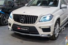 104238 GT Black Edition решетка для Mercedes-Benz GL X166