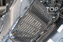 104248 Защита радиаторов в новом AUDI Q8