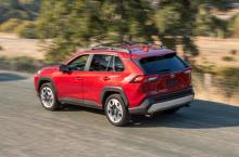 Toyota начинает 2021 год на пике