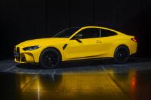Два ярких оттенка Skittles - это Signal Green и Speed Yellow. Также предлагается Miami Blue, первоначально цвет Porsche, а также Fire Orange и Mint Green. Rosso Corsa и Santorini Blue похожи друг на друга, к ним добавляются Ruby Red металлик, Twiligh