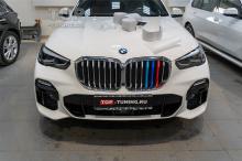 BMW X5 G05 - опции и аксессуары