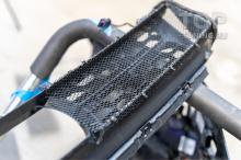Защита системы охлаждения в БМВ - установка сетки-фильтра