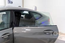 BMW 6 GT LCI G32 - тонировка стекол. Задняя полусфера. До начала работ