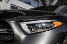 2022 Mercedes-Benz CLS только что официально дебютировал, получив фейслифтинг внутри и снаружи.