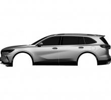 Buick заявляет, что Envision Plus будет иметь «лидирующие в сегменте габариты» с расширенной 283-сантиметровой колесной базой, обеспечивающей «просторный салон премиум-класса». Для сравнения: обычный Envision имеет колесную базу длиной 275 см.