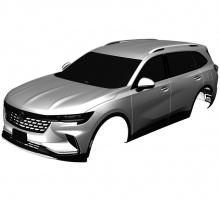 Envision Plus будет включать в себя стилистические реплики из последнего языка дизайна Buick, примененного к фейслифтингу 2021 Envision, включая более тонкие фары, большую решетку радиатора и более широкие пропорции.