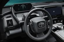 Следующий большой скачок Toyota в области широкомасштабной электрификации автомобилей начался. Представляем концепт Toyota bZ4X, полностью электрический внедорожник с аккумулятором, который является первым из новой линейки BEV под новым брендом «bZ»