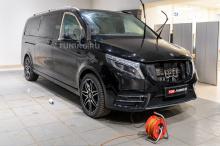 Полировка и удаление царапин для Mercedes-Benz V-class W447 2020