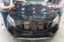 Пленка на капот Защита от сколов и камней для Mercedes В класса, 447 XL