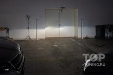 Ближний свет Би ксенон в Mercedes-Benz Viano 1 (W639)