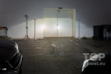 Дальний свет Би ксенон в Mercedes-Benz Viano 1 (W639)