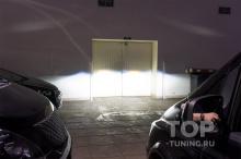 105748 Тюнинг оптики в Мерседес Виано - Ставим топовые линзы Max Beam