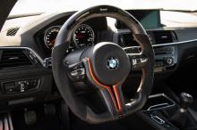 Возможно, вы заметили, что у этого автомобиля есть оранжевая надпись «G2M Limited Edition» на дверях, капоте и багажнике. Это потому, что пакет G2M ограничен 25 единицами по цене чуть менее 1,09 млн рублей. Установка обойдется вам еще в 86000 рублей