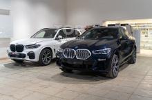 Новый BMW X6 G06 X-Drive 40i (до начала работ)