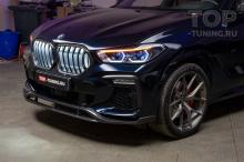 Опции из карбона для БМВ Х6 (новый кузов)