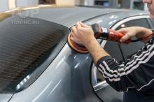 Детейлинг для Mercedes-Benz в Top Tuning Москва