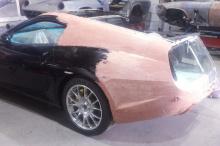 Поскольку он основан на Ferrari 599 GTB, мощность будет поступать от 6,0-литрового двигателя V12. Как и оригинальный автомобиль, Daytona Shooting Brake Hommage будет строго разовым проектом. Niels van Roij Design также поделился первыми фотографиями