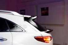 Спойлер на багажник Infiniti FX37 S51