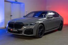105956 BMW 7 серии G11. Часть первая. Защищать нельзя оставить