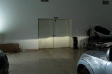 Mitsubishi Pajero 4 ближний свет (ксенон)