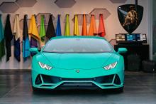 «Мексика стала влиятельной силой для растущего автомобильного сообщества в Латинской Америке, и мы гордимся тем, что отмечаем это партнерство с Grand Chelem. Четыре модели специального выпуска, разработанные с помощью программы бренда Ad Personam, пр