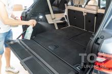 Керамика для ковров в салоне. Водоотталкивающее покрытие пола в багажнике с гарантией 12 месяцев!