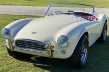 Дух Кэрролла Шелби остается жить благодаря мощным маслкарам, таким как Ford Mustang Shelby GT500. Основанная им компания Shelby American также продолжает процветать. Но компания AC Cars, которая еще в 1960-х годах продавала Shelby родстер AC Ace, кот