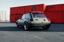 С этой целью он стремился воссоздать модернизированный R5 Turbo, но тот, который сохранил бы аналоговое ощущение за рулем.