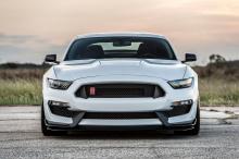 Не ищите ничего другого, кроме Hennessey Mustang Shelby GT350R, который снова появляется на странице Hennessey на YouTube.