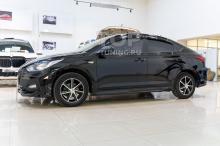 Тюнинг Хендай Солярис 2 – Обвес Stinger GT – Накладки на пороги