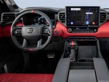Рекламные ролики демонстрируют богатую историю Toyota по созданию автомобилей мирового класса с кузовом на раме, что подчеркивается в динамичном монтаже, кульминацией которого является глобальный дебют совершенно новой 2022 Toyota Tundra.