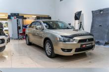 Mitsubishi Lancer X – стандартная внешность и немного тюнинга