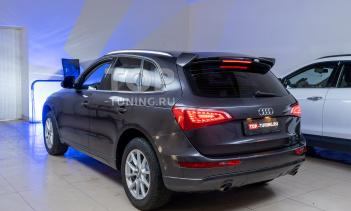 Тюнинг спойлер для Audi Q5 8R