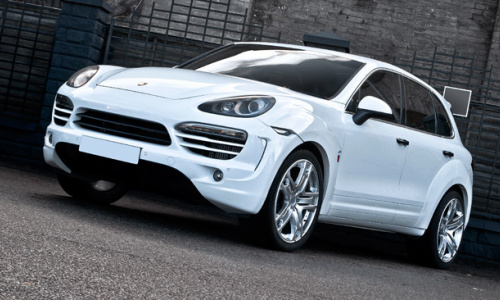 Porsche Cayenne Supersport от тюнинг-ателье A. Kahn Design