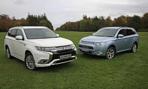 Mitsubishi Outlander отмечает 6-летие и постоянно растущую популярность!
